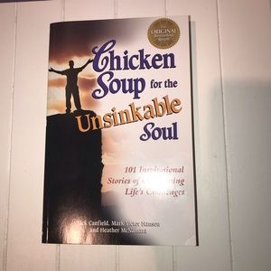 🔷3/$15! New-Chicken Soup Book